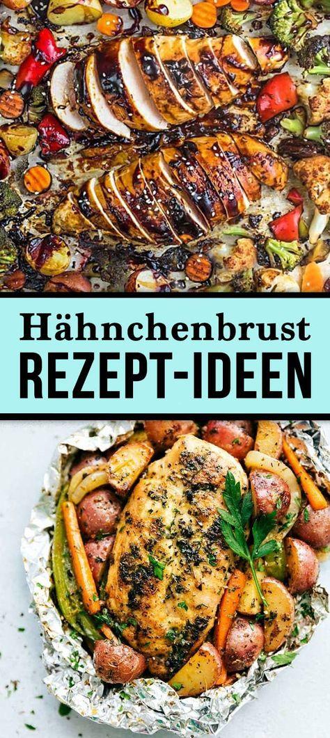 19 unfassbar leckere Rezept-Ideen, die alle auf Hähnchenbrust basieren 19 incredibly tasty recipe ideas, all based on chicken breast de poulet