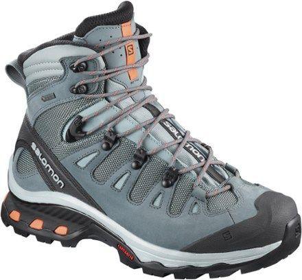 Salomon Quest 4D 3 GTX Hiking Boots - Women's | REI Co-op ...