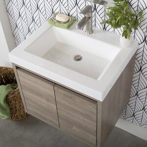 Union Rustic Rachal 24 50 Single Bathroom Vanity Wayfair In 2020 Bathroom Vanity Single Bathroom Vanity Vanity