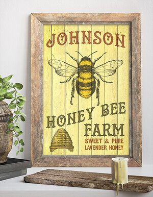 Sweet Bee Collection Yard Sign,Chair Sign Printable or Printed ANY Wording Bee Birthday Door Sign
