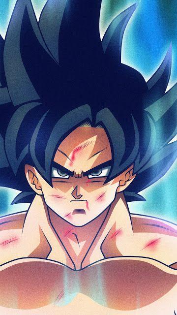 Goku Limit Breaker Anime Dragon Ball Super Anime Dragon Ball