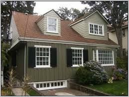 53 Exterior Paint Colors For House With