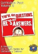 "Curriculum Pack Vol 8 - ""You've Got Questions. . ."""