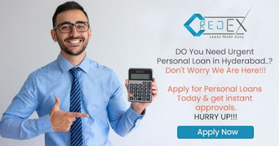 Credex Loans Provider In Ap Ts Locations Personal Loans In Hyderabad In 2020 Personal Loans Person Loan