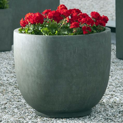 Ways Large Outdoor Planters Can Enrich