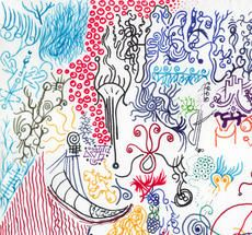 Doodling Your Way to a More Mindful Life...the art therapy secret is out, doodling is good for you!