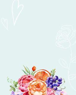 صور رومانسية للكتابة عليها جميلة جدا Flower Background Wallpaper Flower Backgrounds Paper Background