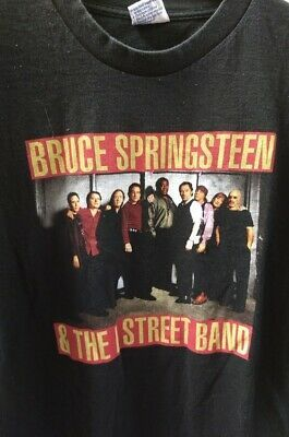 BRUCE SPRINGSTEEN & E STREET BAND 1999 East Rutherford 15 Nights (XL 48) T-Shirt #fashion #entertainment #memorabilia #musicmemorabilia #rockpop (ebay link)