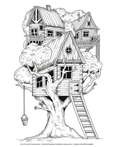 Free Coloring Pages Cleverpedia S Coloring Page Library House Colouring Pages Free Coloring Pages Coloring Books