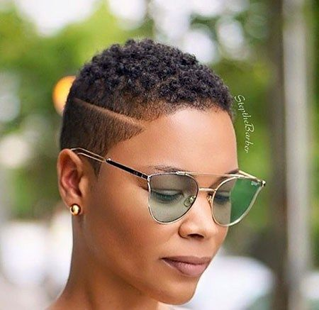 Short Mohawk Hairstyles For Black Women Best Short Hairstyles For Black Women 2018 2019 Short Hair Mohawk Natural Hair Styles Short Natural Hair Styles