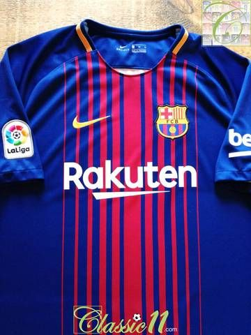sale retailer 0d237 6d386 Pin on Classic Barcelona Football Shirts