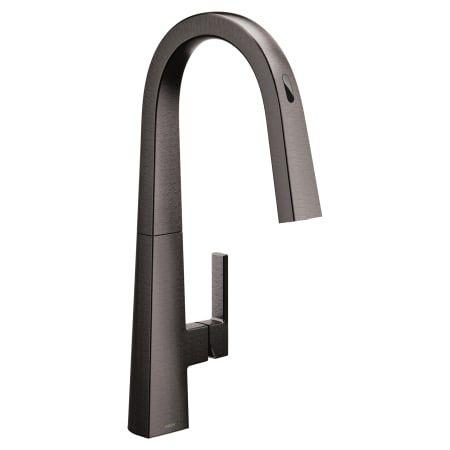 Moen S75005evbls U By Moen Nio 1 5 Gpm Single Build Com Kitchen Faucet Pulldown Kitchen Faucets Smart Faucet