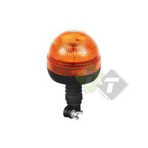 Zwaailamp Led Oranje Waarschuwingslamp 12 24v Bol Led Blauwe Lampen En Metalen Dak