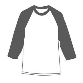 61 Ide Desain Kaos Polos Warna Abu Abu HD Yang Bisa Anda Tiru