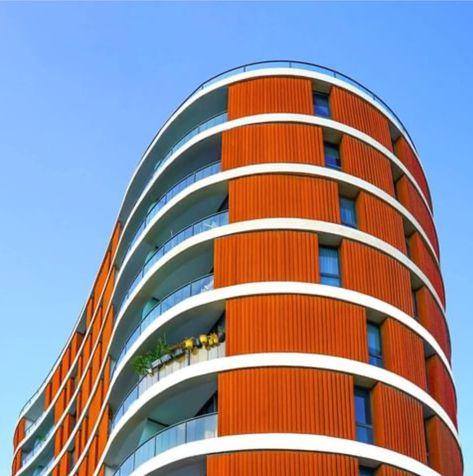 500 Idees De Facade Immeuble Facade En 2021 Immeuble Facade Architecture