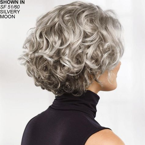 Pelo Corto Ondulado Curly Hair Styles Short Wavy Hair Grey Curly Hair