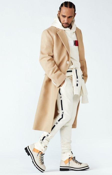 lewis hamilton clothing line tommy hilfiger