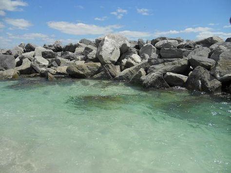 St. Andrews State Park: snorkeling heaven