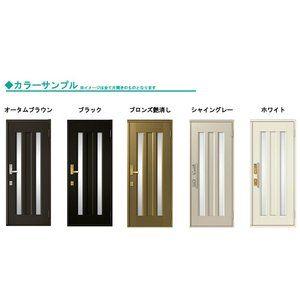 玄関ドア クリエラr 18型 片開き ランマ無し 半外付型 内付型