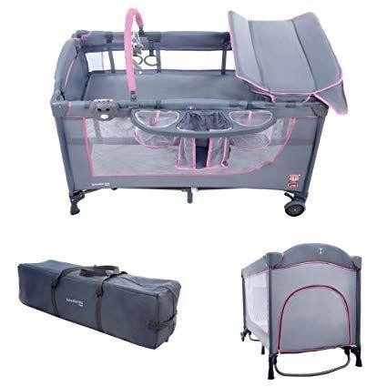 Kindereo Comfort Plus Babybett Reisebett Kinderreisebett
