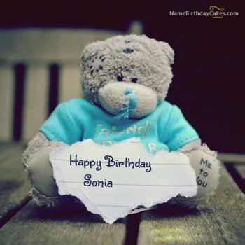 Happy Birthday Sonia Pics Download Share Birthday Wishes