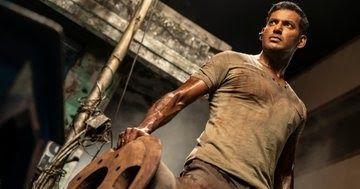 Chakra Movie New Stills Movies Actor Photo Chakra