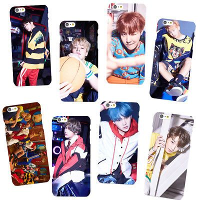 BTS Bangtan Boys Jeon iphone case