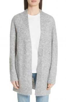 Acne Studios Women s White Oxid Mohair Sweater in 2019   My Posh ... da1a31a4064