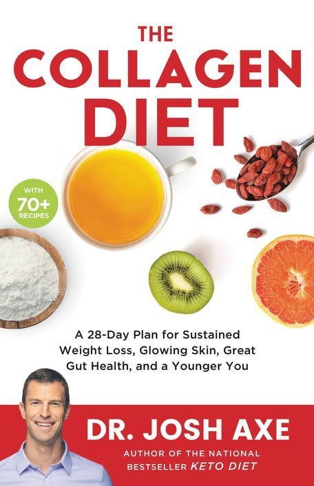 Pdf The Collagen Diet By Josh Axe Collagen Diet Ketogenic Diet For Beginners Ketogenic Diet Meal Plan