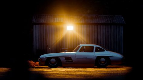 Wallpaper of the day – Mercedes