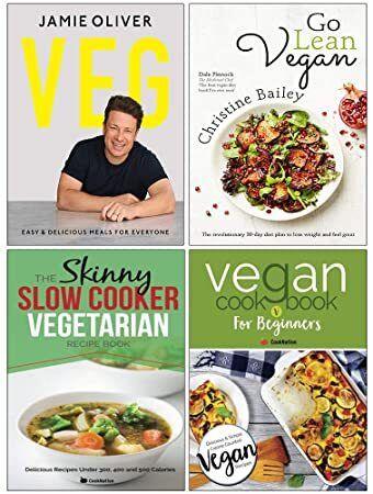 Get Book Veg Jamie Oliver Hardcover Go Lean Vegan Skinny Slow Cooker Vegetari Slow Cooker Vegetarian Vegetarian Recipe Books Vegetarian Slow Cooker Recipes