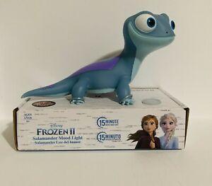 Disney Frozen 2 Bruni the Salamander Mood Color Changing Kid/'s Room Night Light