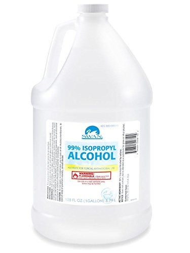 Bulk Isopropyl Alcohol 99 Isopropyl Alcohol 1 Gallon Bottle