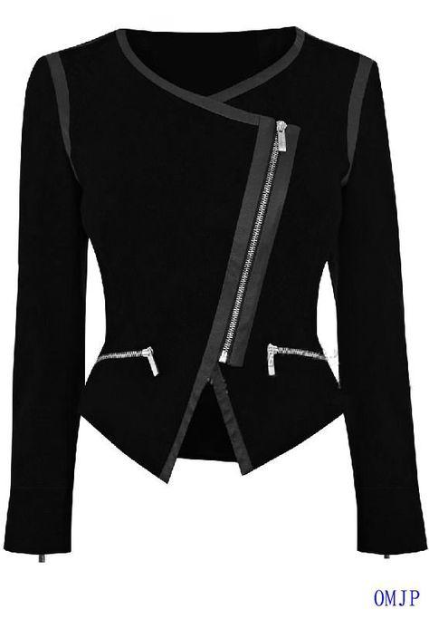 Karen Millen Coats UK White/Black Sale