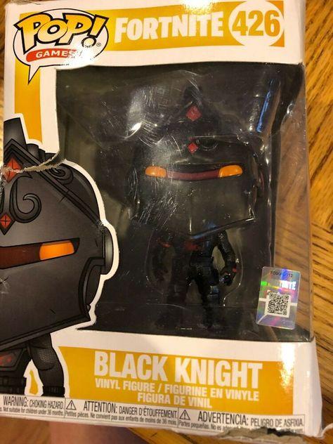 NEW Funko POP Black Knight #426 IN STOCK! Games FORTNITE