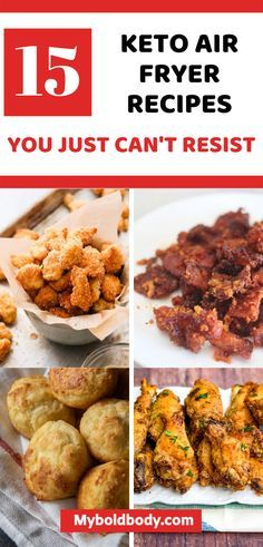 Enjoy the best of low carb air fryer recipes. Here are 15 easy and yummy keto air fryer recipes to help you lose weight on a keto diet. They are super healthy and so easy to prepare and are sure to satusfy your cravings. #airfryerrecipes #lowcarb #ketodinner #ketorecipes #healthyrecipes  Enjoy the best of low carb air fryer recipes. Here are 15 easy and yummy keto air fryer recipes to help you lose weight on a keto diet. They are super healthy and so easy to prepare and are sure to satusfy your