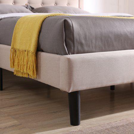 Home Upholstered Platform Bed Headboards For Beds Platform Bed