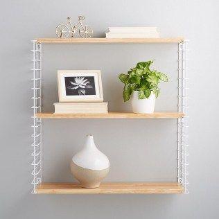 22 Diy Wall Mounted Display Shelves 5 In 2020 Wood Bookshelves Wood Floating Shelves Wood Shelves