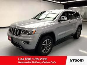 2019 Jeep Grand Cherokee Limited 4wd Jeep Grand Cherokee Jeep