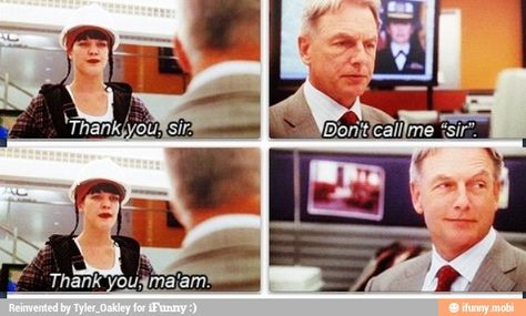 Abby and Gibbs from NCIS (: She's pretty much the only person that makes him smile, and he gives her little Caf Pow! Ncis Abby, Ncis New, Superwholock, Gibbs Rules, Mark Harmon, Ncis Los Angeles, Dont Call Me, Fandoms, Tv Show Quotes