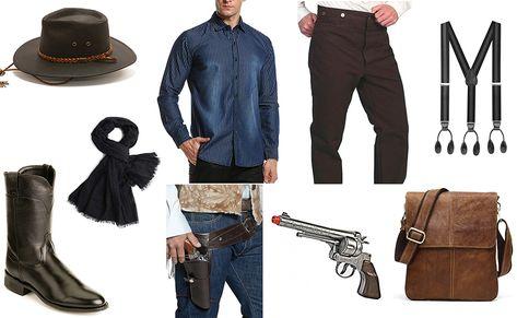 Arthur Morgan From Red Dead Redemption 2 Costume Met Afbeeldingen