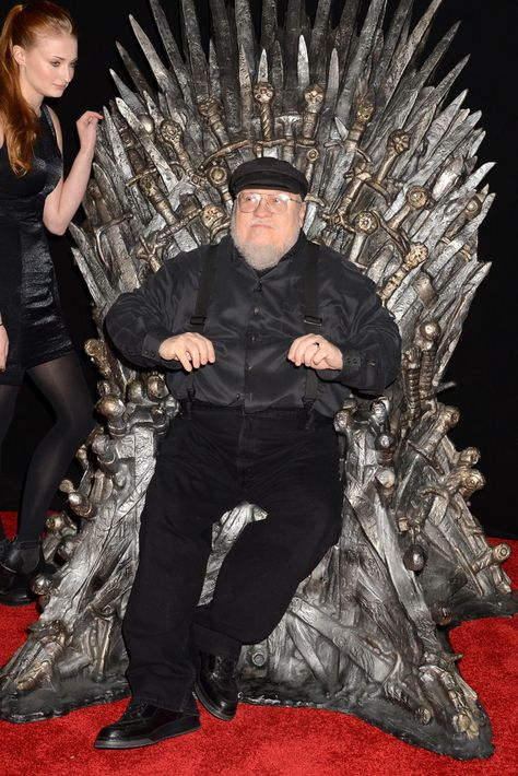 George R.R. Martin Explains The Game Of Thrones Changes