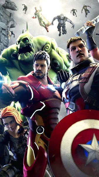 Fortnite Avengers 4k 3840x2160 Wallpaper Avengers Wallpaper Avengers Fortnite