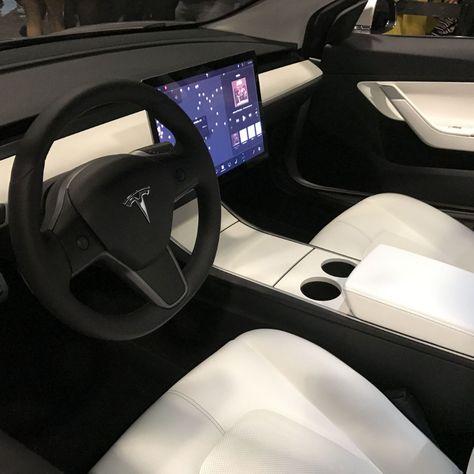 Model 3 Shows Glass Roof Shots And New Steering At Tesla Party Tesla Electric Car, Electric Cars, Tesla Motors, Pontiac Grand Prix, Triumph Motorcycles, Bugatti Veyron, My Dream Car, Dream Cars, Mopar