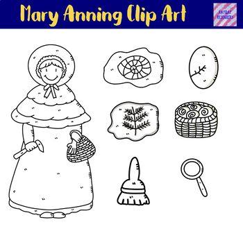 Mary Anning Clip Art Clip Art Art Artwork Images