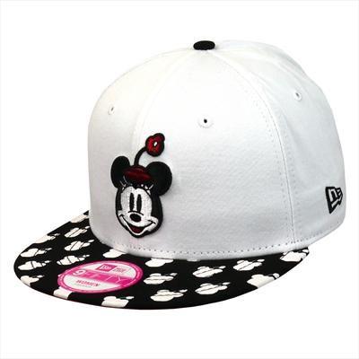 New Era 9FIFTY Character Spot Minnie Mouse Girls Cap 013248195c86
