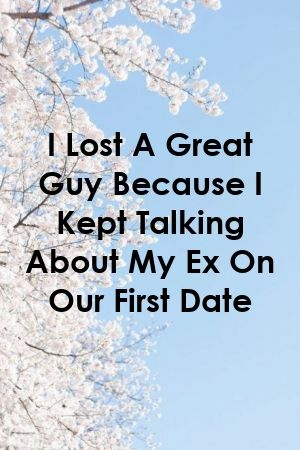 my ex is dating a loser