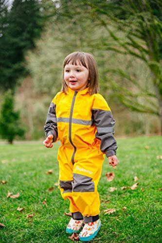 OAKI Rain /& Trail Suit Girl /& Boy One Piece Rain Jacket /& Pant Kid /&Toddler