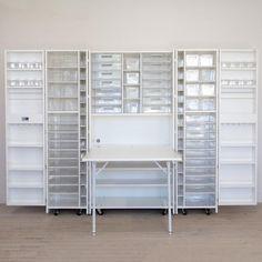 My Dreambox craft room storage Hybrid Elektronike