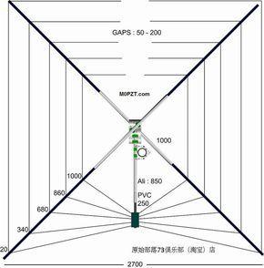 Cobwebb Spider Antenna Shortwave Antenna Diy Production Information Ham Antenna Gift Antenna Manual Chinaglobalmall Ham Radio Antenna Ham Radio Sw Radio